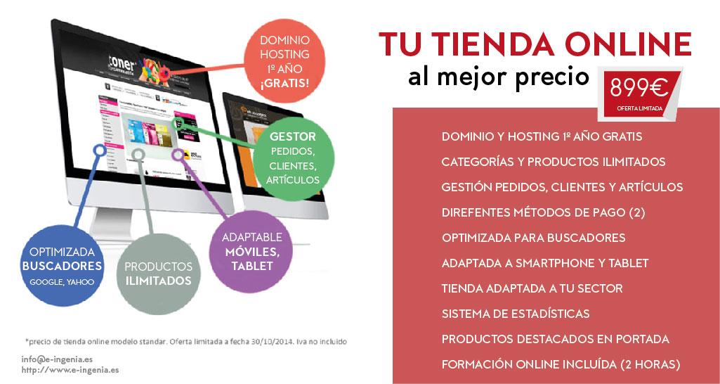 19d1b0a8 Promociones - Oferta Creación Tienda Online
